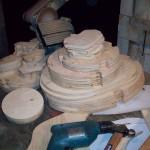 Plywood, crafts, wood, folk art