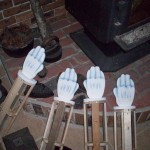 Nutcracker Gloves