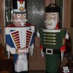 Nutcracker, folk art, crafts